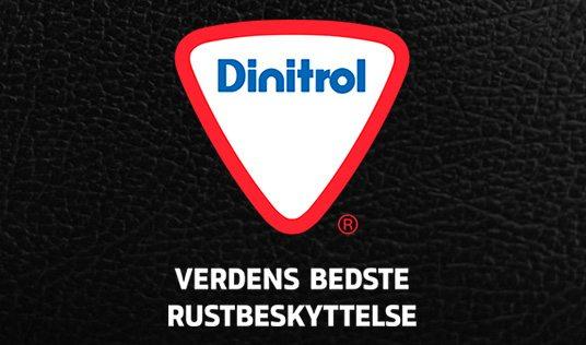 Rustbeskyttelse Skælskør Slagelse, Dinitrol logo
